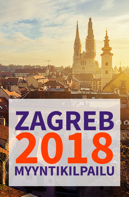 Zagreb myyntikilpailu