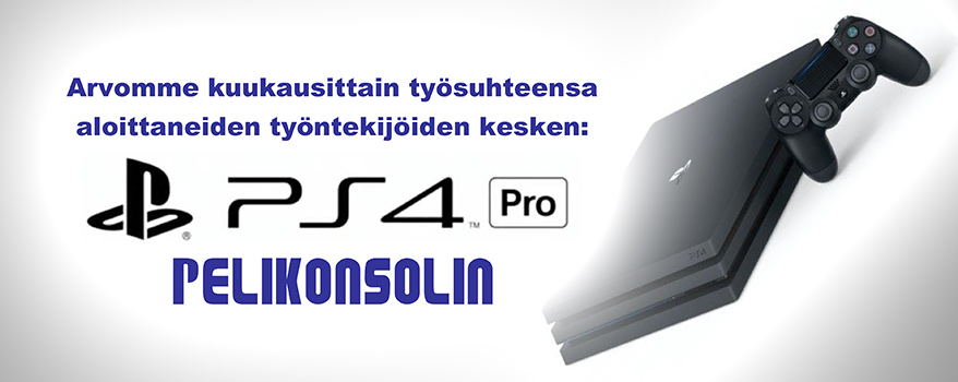 Playstation-arvonta